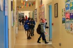 Le Cheile - School Corridor