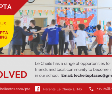 Le Chéile Parent Teacher Association