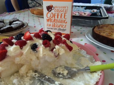 Le Cheile Coffee Morning for Hospice