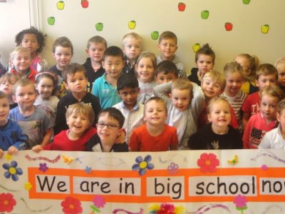 Le Cheile ETNS Junior Infants 2016