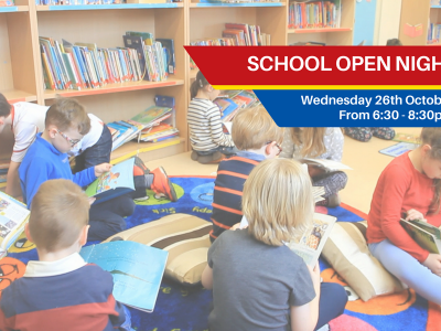 Le Cheile School Open Night 900x600