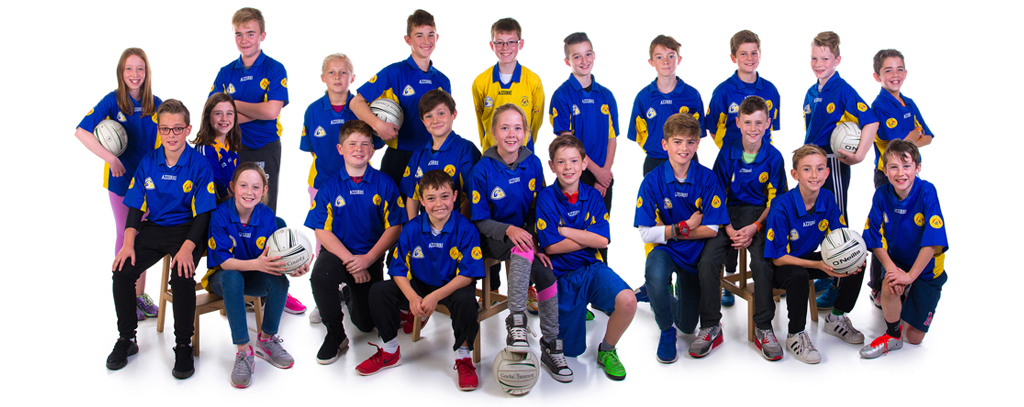 Le Cheile School GAA Team