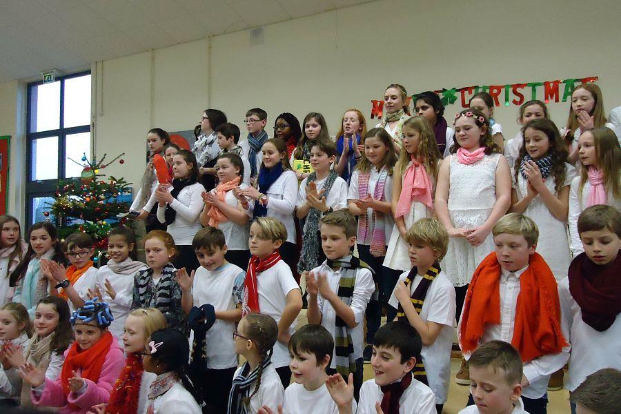 Le Cheile Christmas Concert 2016