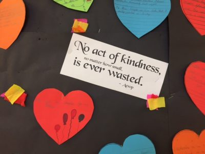 Kindness Week 2017