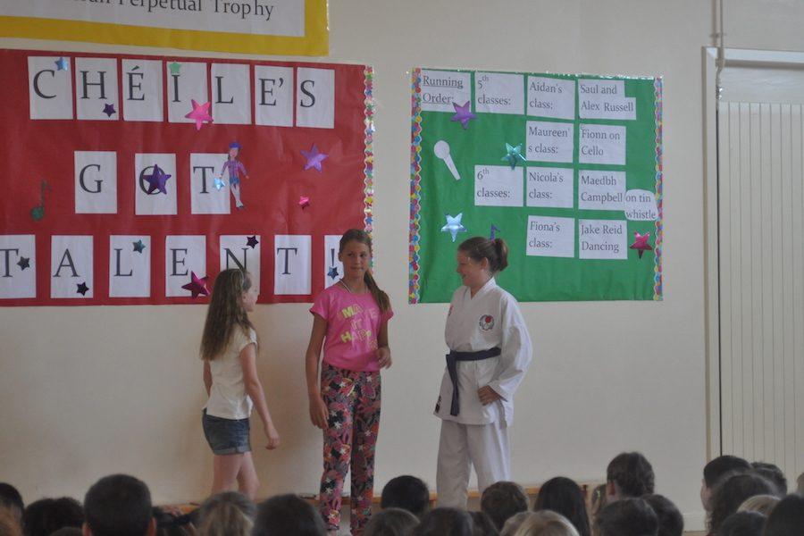 Le Chéile's Got Talent!