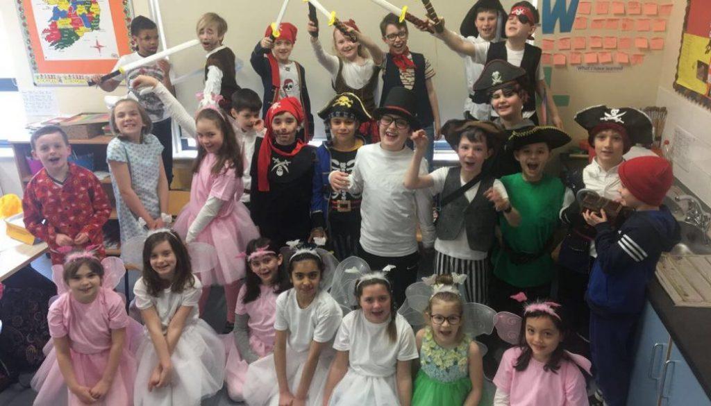 Third Class Dance Show: Peter Pan