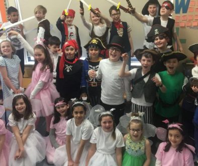 Third Class Dance Show: Peter Pan