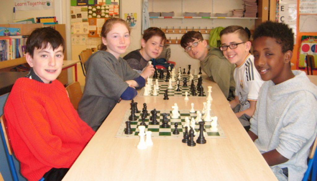 2018-05 Le Cheile Chess League