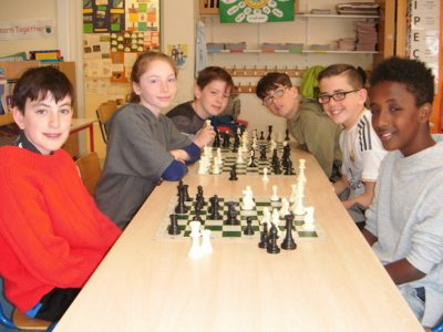 2018-05 Le Cheile Chess League