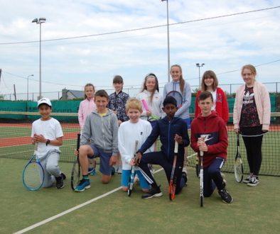 2018-05 Le Cheile Tennis