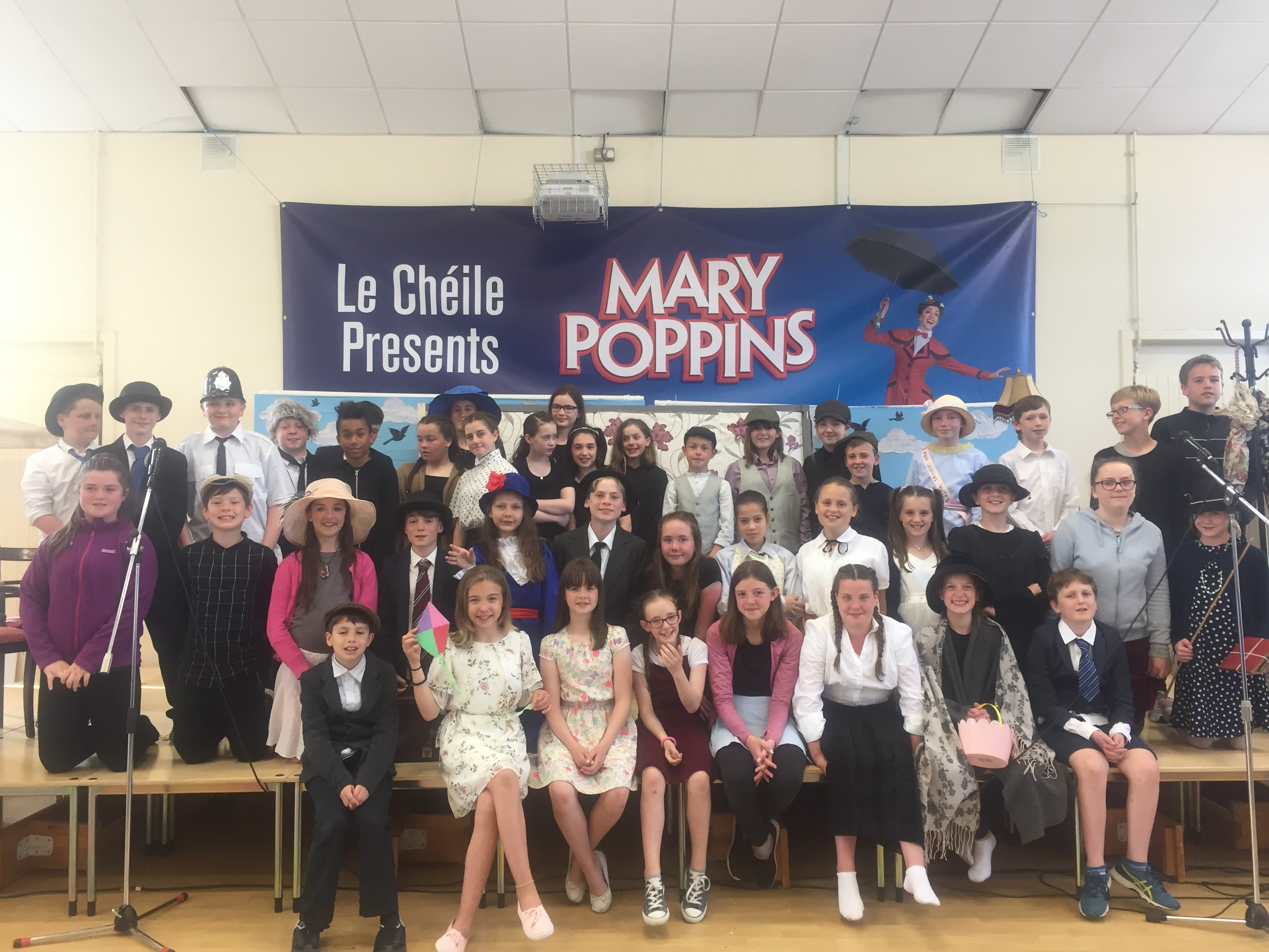 Musical Project 2018: Mary Poppins.