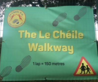 The Le Chéile Walkway