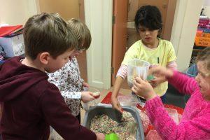 Christmas in Senior infants