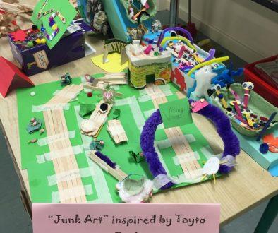 """""""Junk Art"""""""