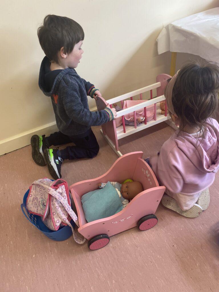 Laura's Junior Infants